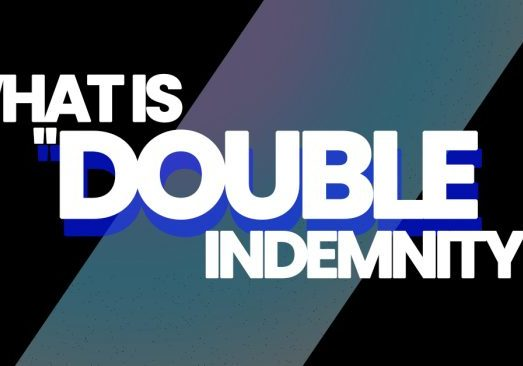 What is _Double Indemnity__
